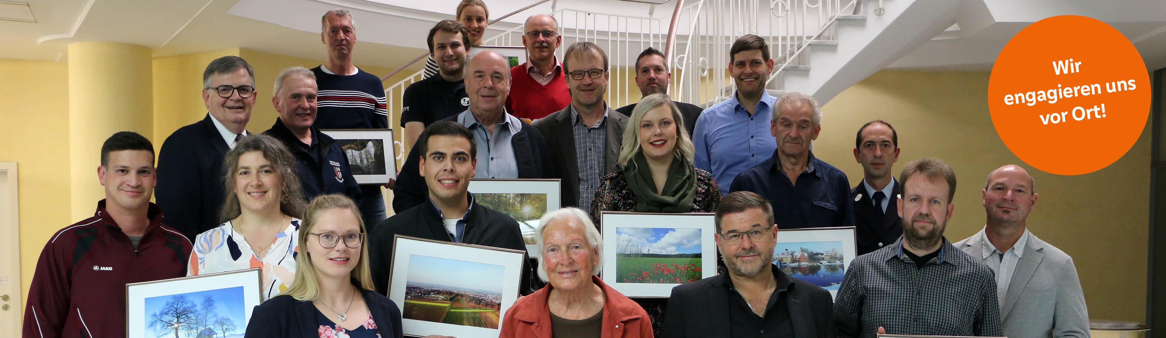 Fotowettbewerb für den Heimatkalender 2017 - 3.000 Euro Spenden gehen an Rieser Vereine