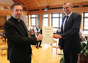 Gründung der K.-A.-Frickhinger-Stiftung - Mai 2015