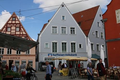 Ansprechpartner Hauptstelle Nördlingen Raiffeisen Volksbank Ries Eg