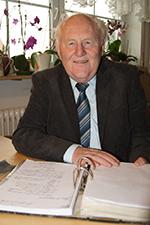 Ein genossenschaftliches Urgestein aus Schwörsheim: Christian Bauer