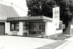 Die Geschäftsstelle wurde 1970 gebaut. Foto: Archiv RVB